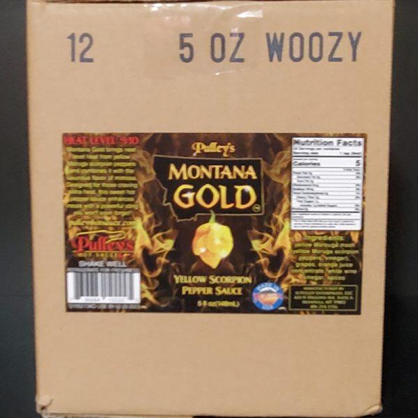 Montana Gold Case