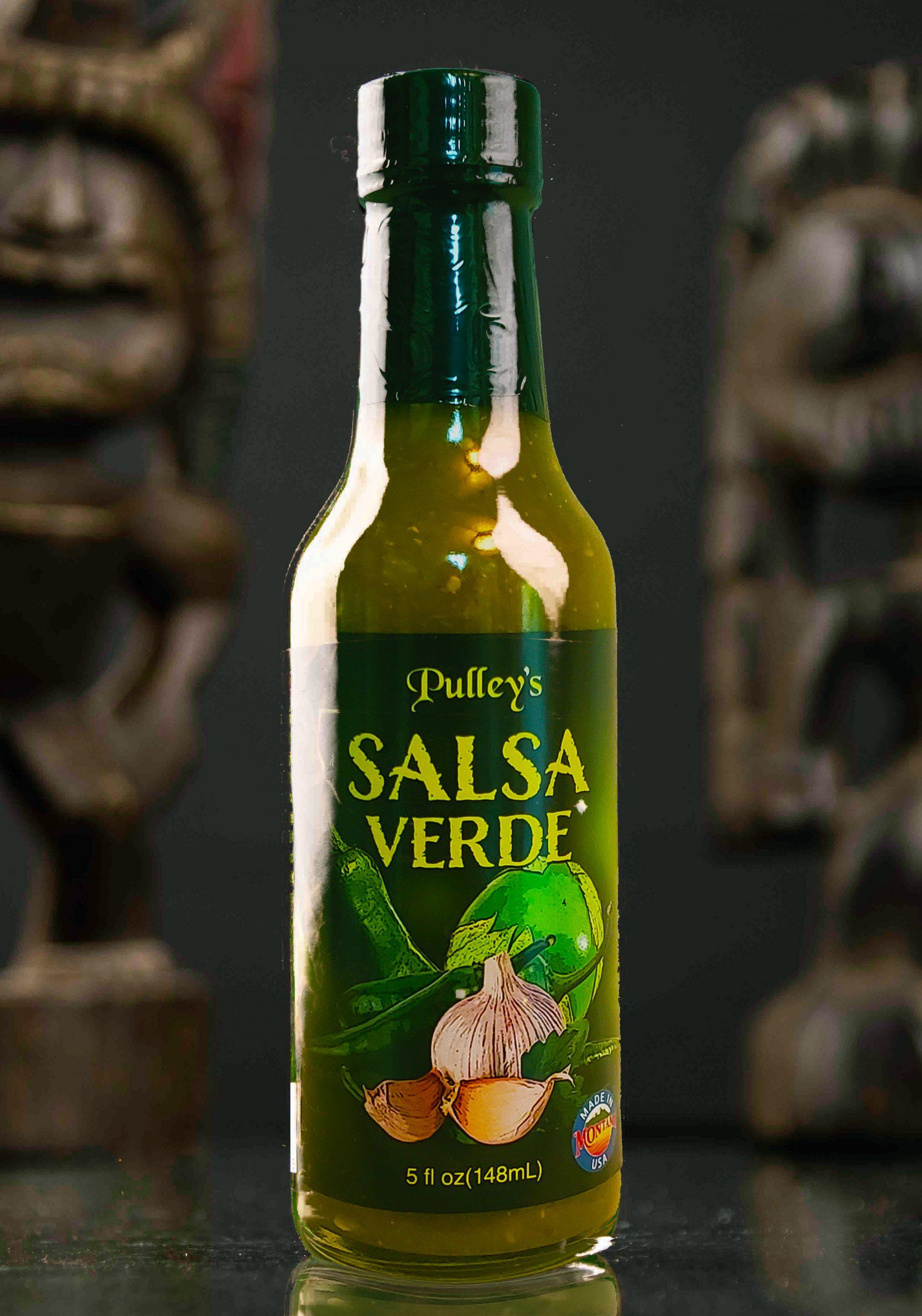 Pulley's Salsa Verde